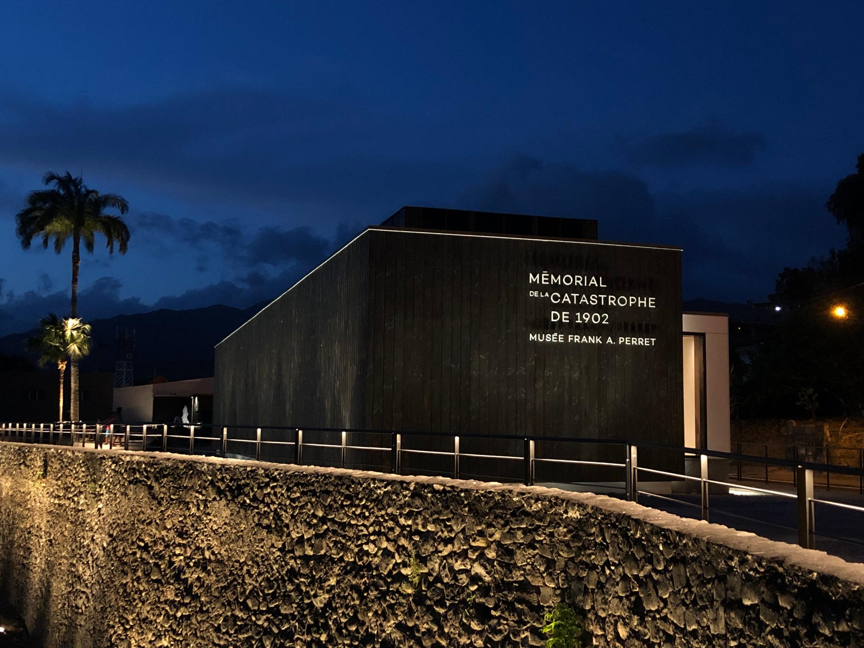 Musée Franck A. Perret Saint-Pierre- Martinique