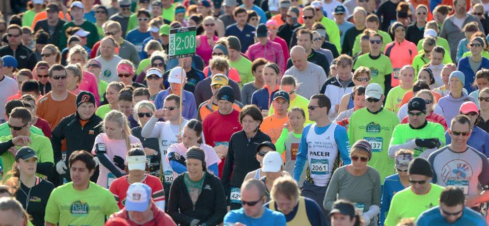 sponsor sponsorship 5K 10K half marathon 10 mile marketing partner