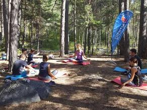 Shentia e il Parco: relax e benessere