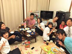 ゲストとお食事会