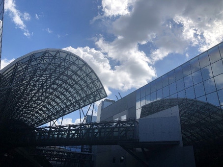 京都の現代建築 京都駅ビル