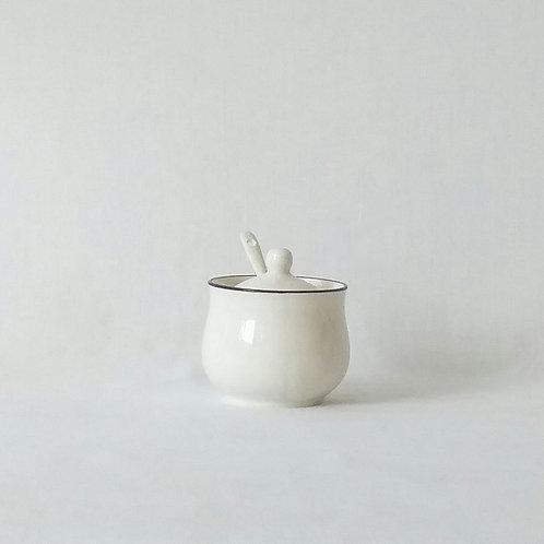 Azucarera de porcelana Chaltén