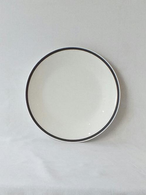 Plato de porcelana  set por 6