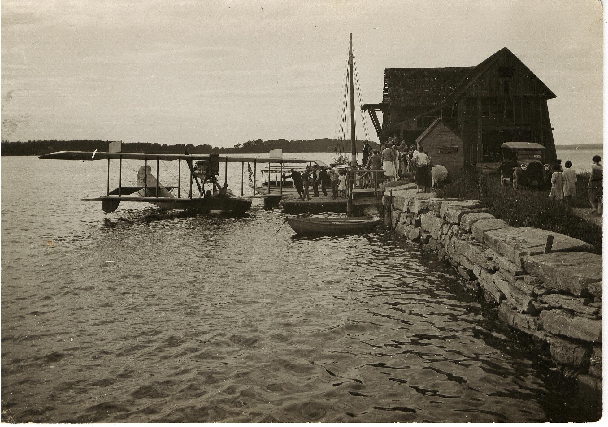 Stone Wharf