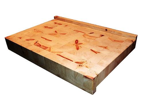 Hirnholzscheindebrett Zirbe