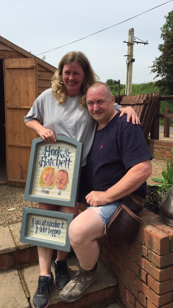 NEW OWNERS OF HUCKING PUB 2016