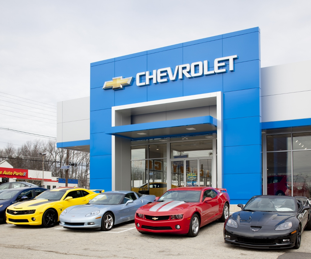 Mall Chevrolet-Cherry Hill, NJ