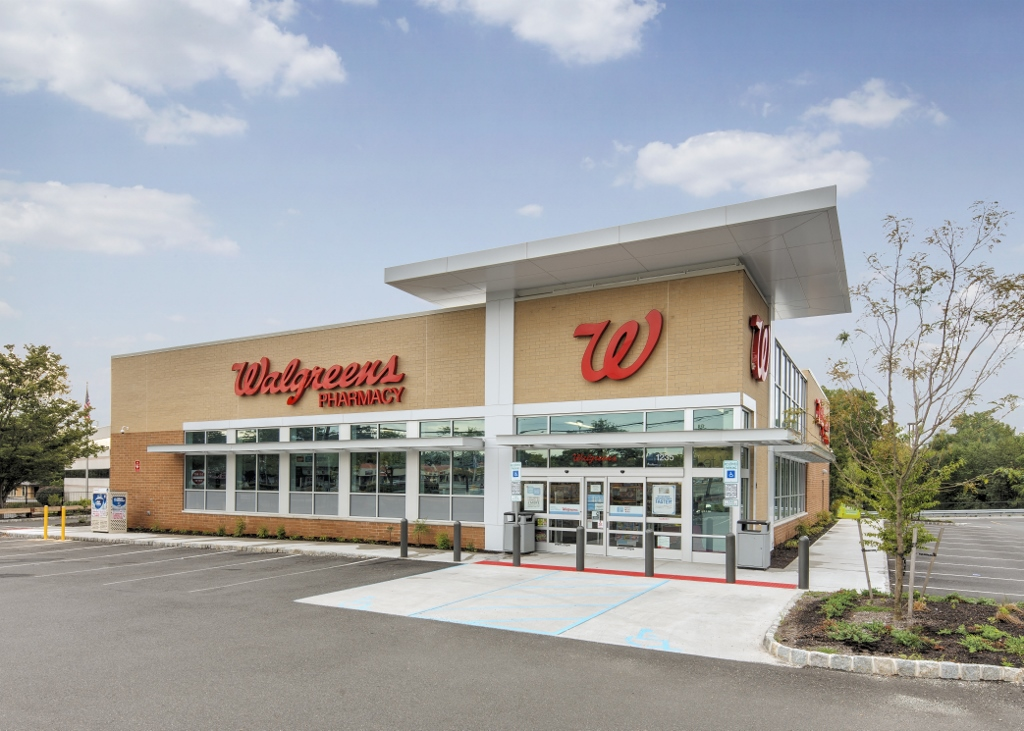 Walgreens-Multiple Locations
