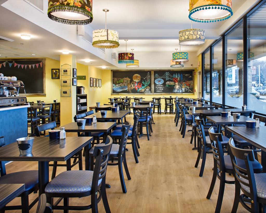 Sabrina's Cafe-Wynnewood, PA