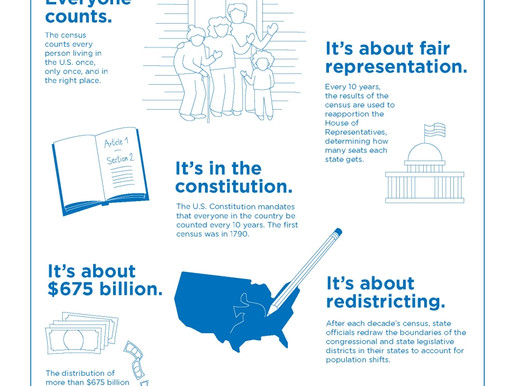 US Census 2020 Information