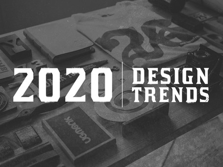 5 Graphic Design Trends for 2020!
