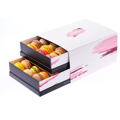 Coffret de 42 Macarons