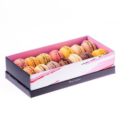 Coffret de 14 Macarons