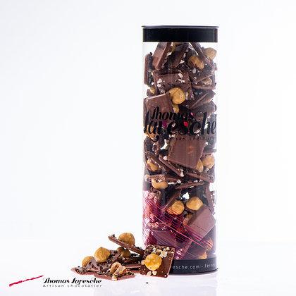Mendiants chocolat Sans sucre grand modèle