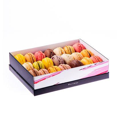 Coffret de 21 Macarons