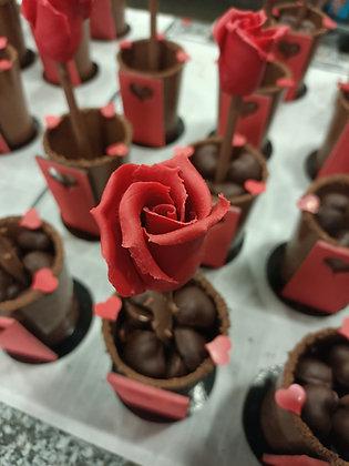 """Rose"" Saint Valentin"