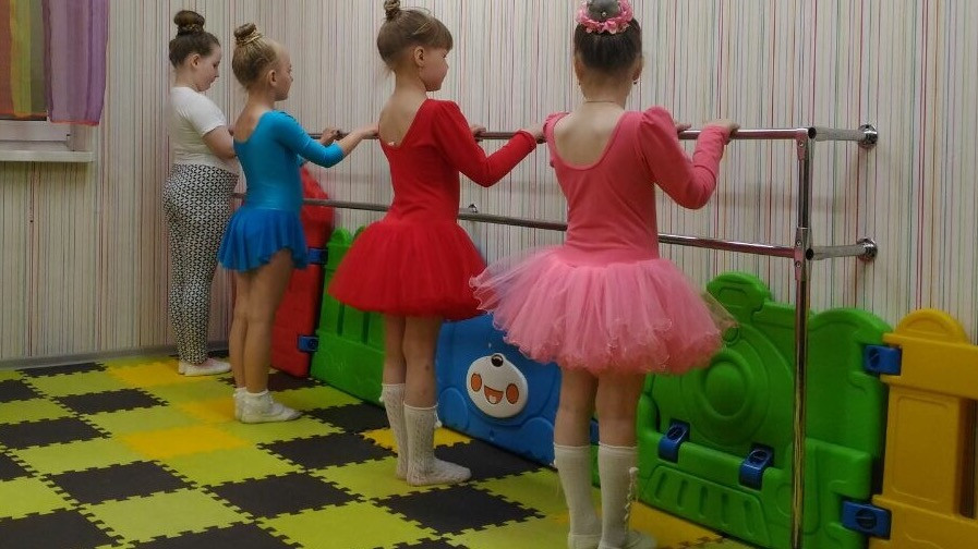 Танцевальная студия для детей