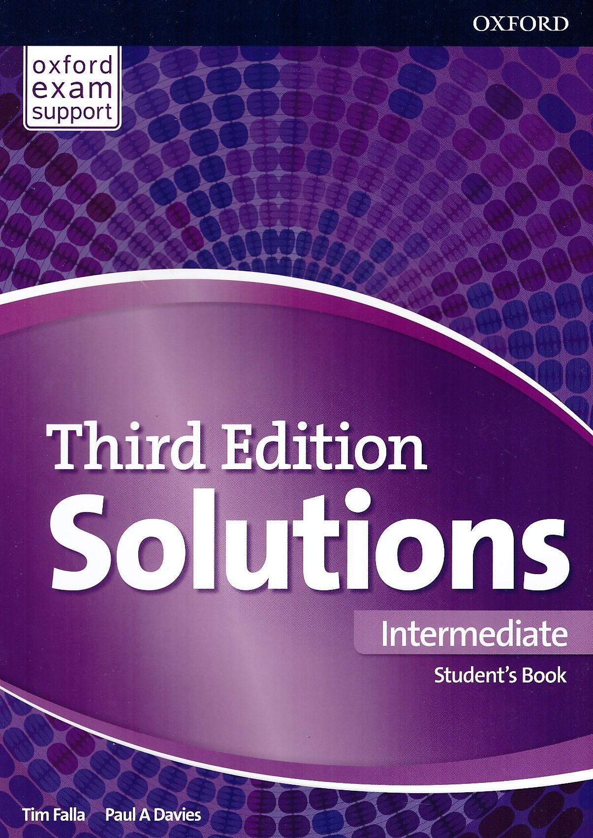 Solutions Intermediate