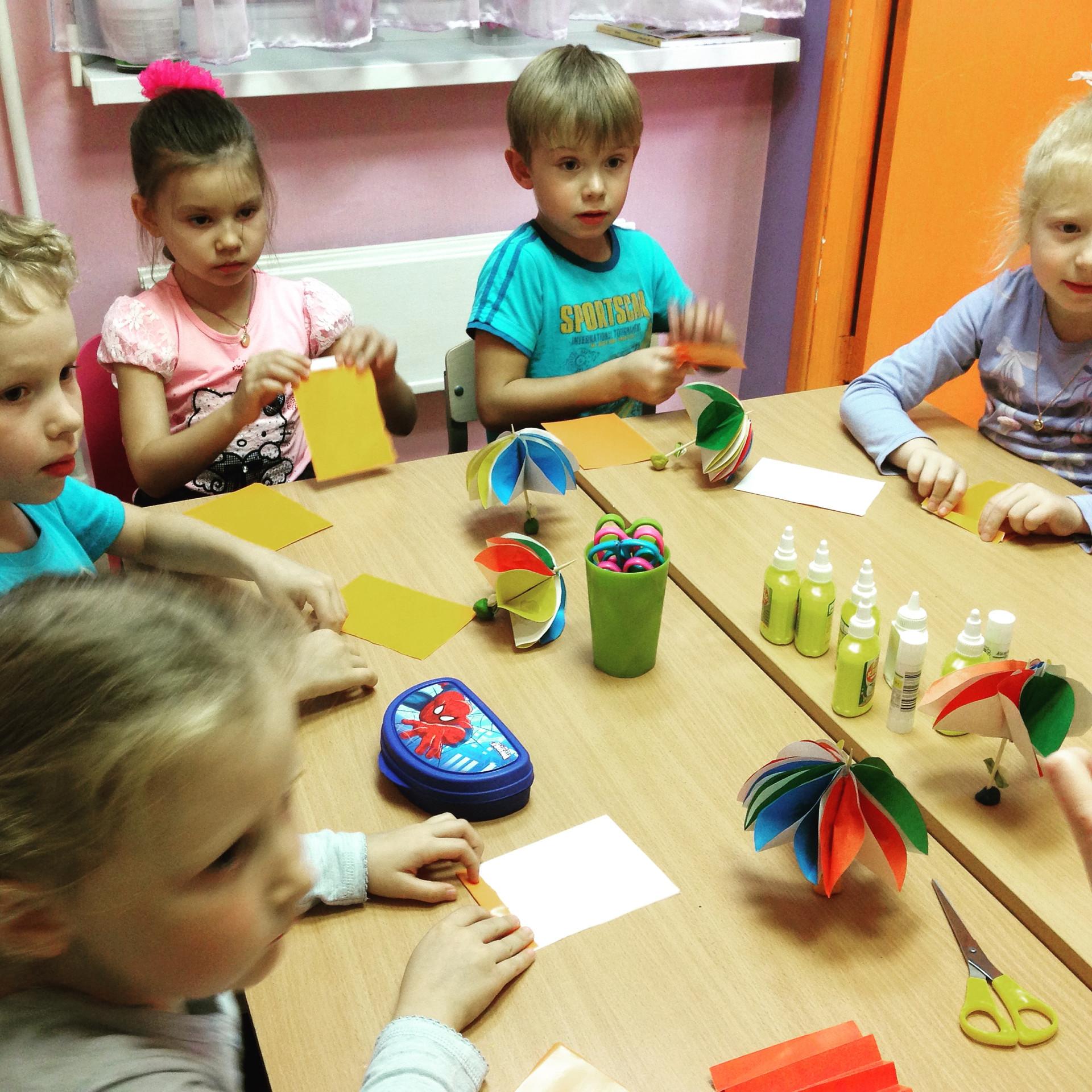 Студия ИзУМление - дошкольники