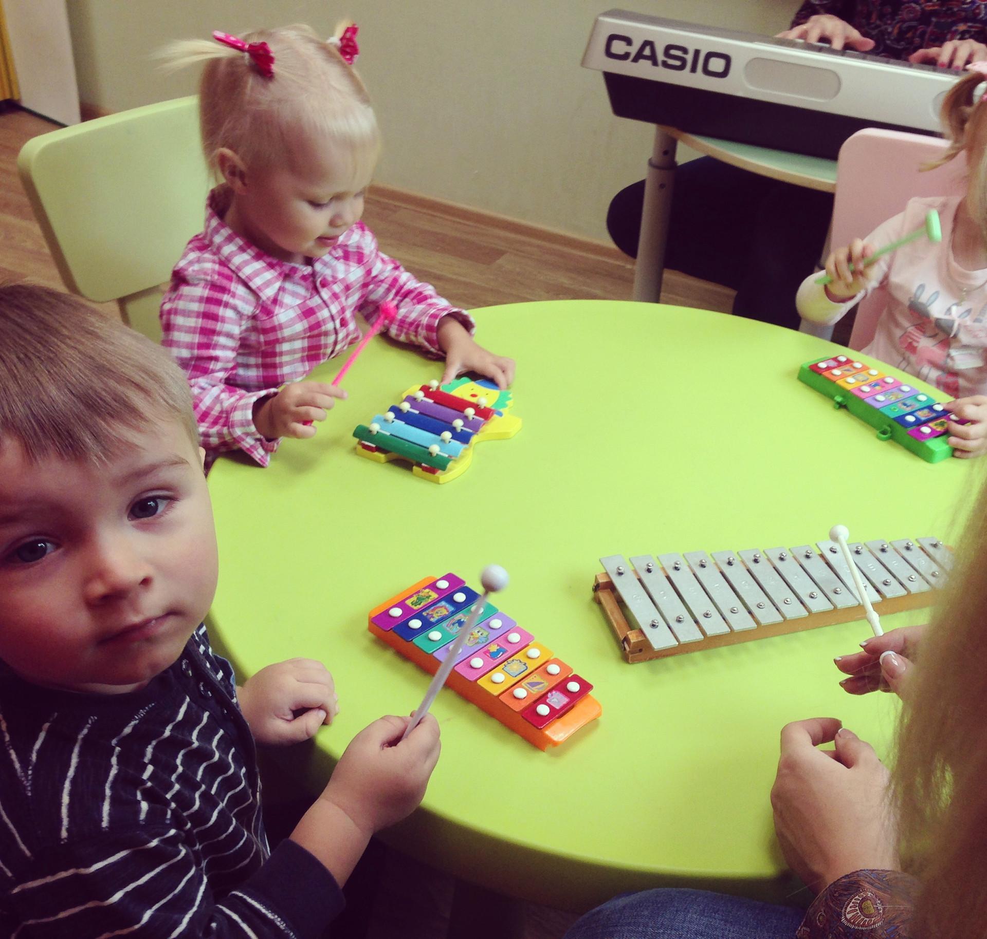 УМею сам - занятия для детей 2-3 лет