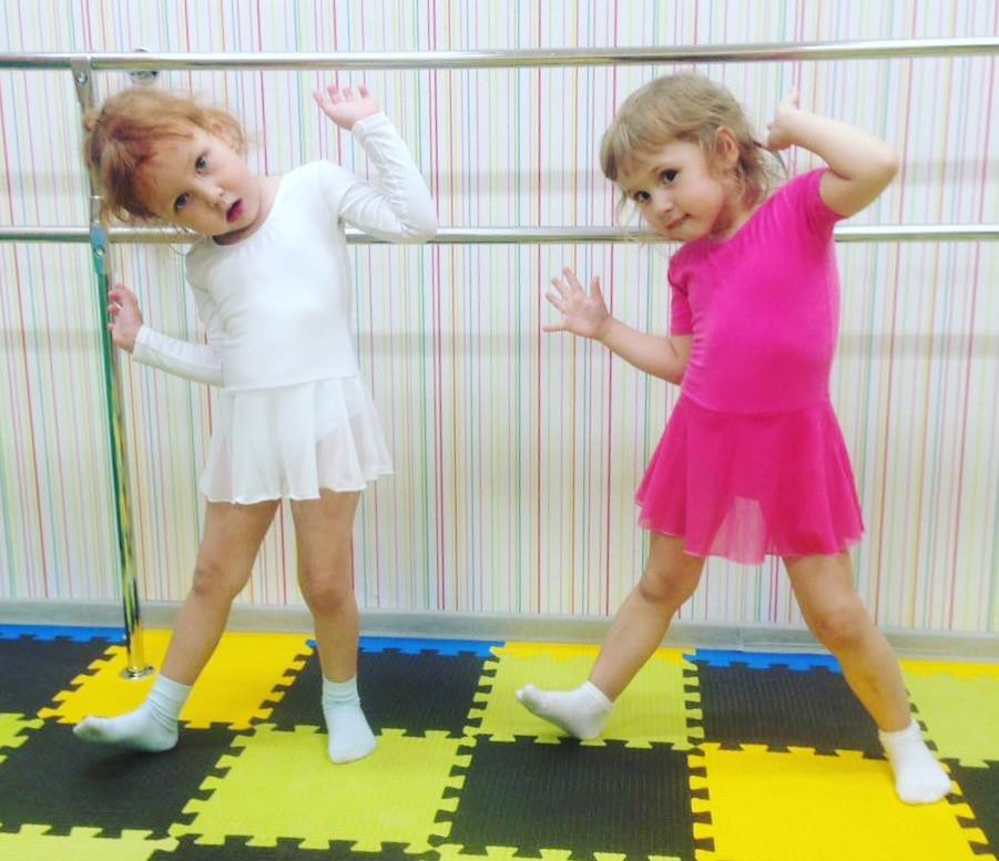 Танцевальная студия для малышей