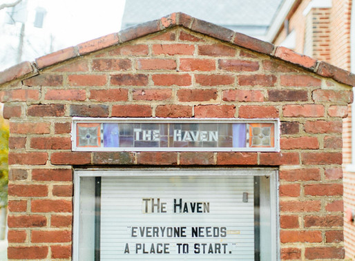 The Haven Support Team - Donation Drive