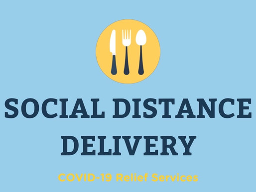 Social Distance Delivery