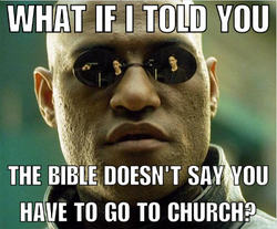 CHURCH MATRIX