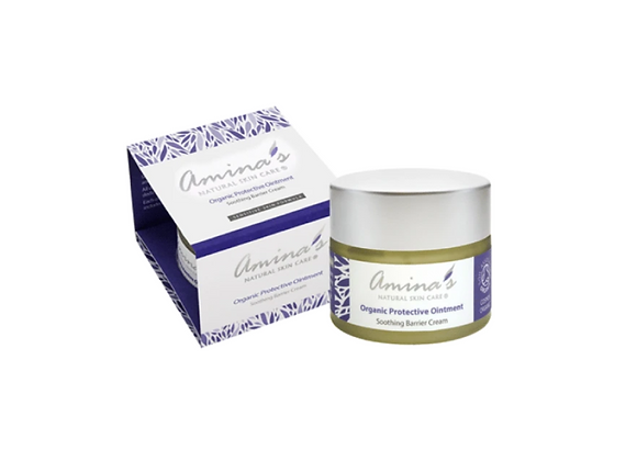 Amina's Skincare Organic Protective Ointment with Herbs