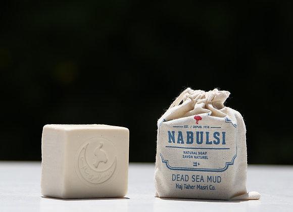 Nabulsi Dead Sea Mud Soap