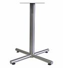 5000 - Flat end tubular X Table Base