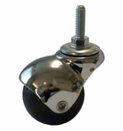 "#N600 - 2""dia, Ball Caster, Non-Locking"