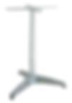 2106 - Aluminium Tri-leg base