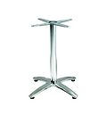 2102 - Stainless steel X base