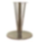 1930 - Wire cone column disc base