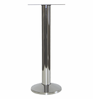 """4014 - Floor mount base, with 10""""dia bell cover"""
