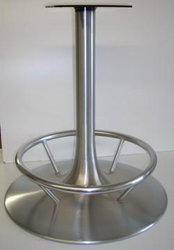 Custom Barstool Trumpet Base Foot Ring