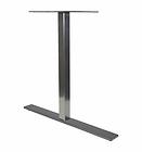 7022 - Flat end solid bar T base