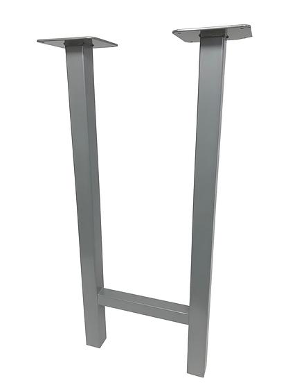 8104 -Square tube H Leg