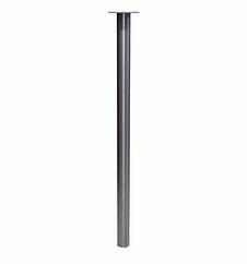 """2010 - 1 1/2""""dia, Round Post Leg"""