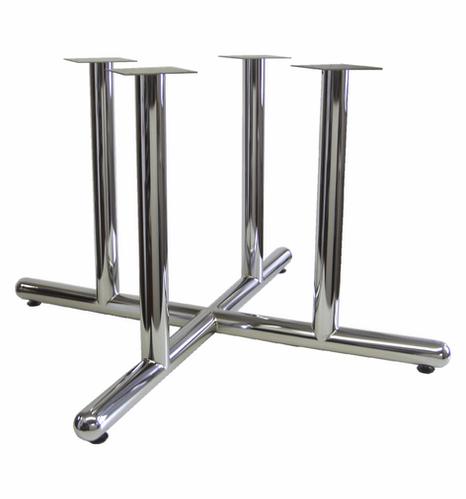 5013 - Four column bullnose end X base