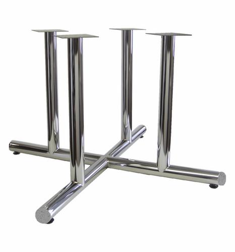 5010 - Four column flat end X base
