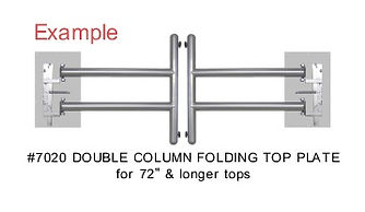 7020 - Folding Plate Mechanism