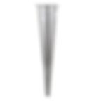 2012 - Tapered 4 wire post leg ( column)