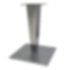 1715 - Tapered column flat square base