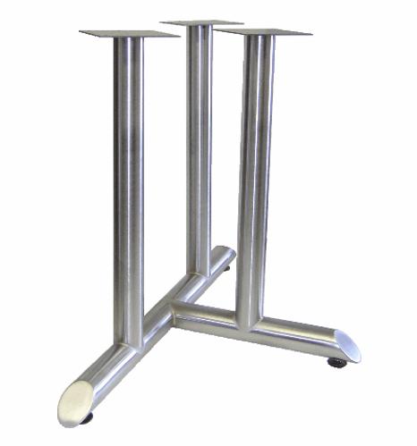 5318 - 3 column slant end 3 prong base