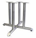 5018 - Four column slant end X base
