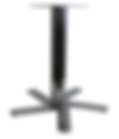 7028 - Flat bar ROTO 5 prong base