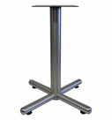 5004 - bullnose end tubular X Table Base
