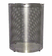 7007 - Perforated Drum base